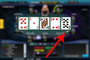 trik river judi poker
