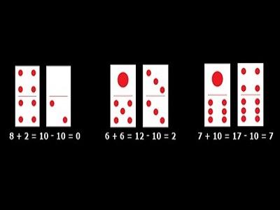 cara menghitung kartu dominoqq online