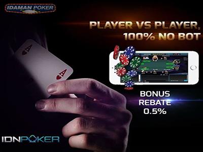 rahasia poker online