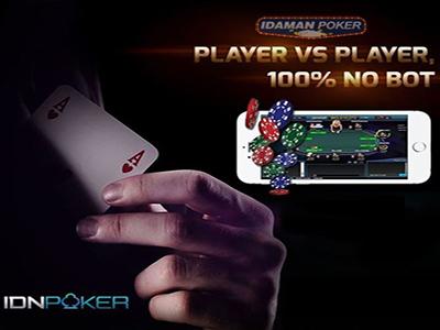 cara menang main IDN Poker Online